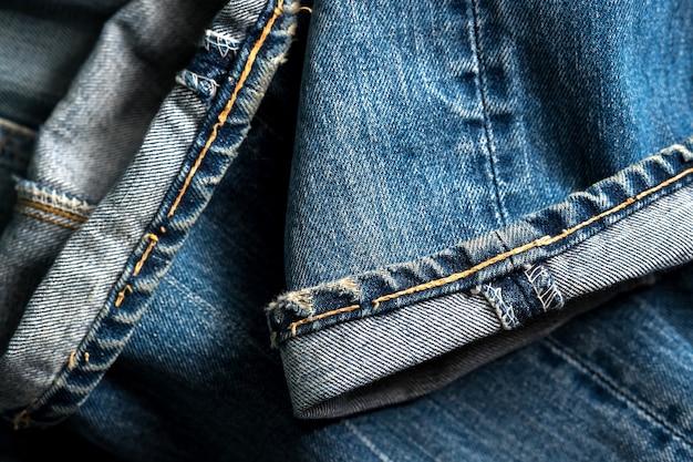 Ombre de jeans