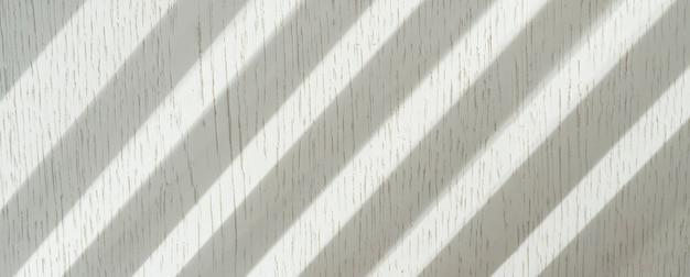 Une ombre noire et blanche abstraite sur le mur, concept de minimalisme propre
