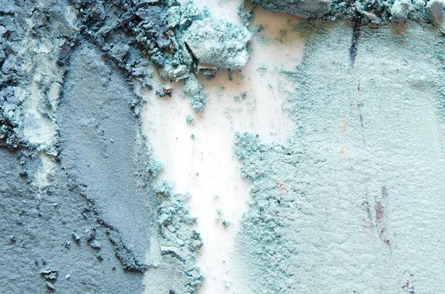Ombre à paupières poudre cosmétique dispersée
