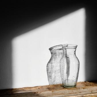Ombres et objets de concept minimal abstrait