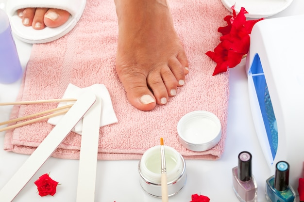 Ongles spa