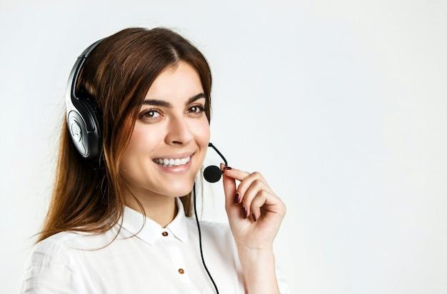 Opérateur de centre d'appels