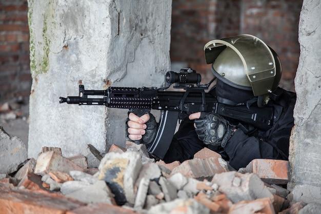 Opérateur des forces spéciales