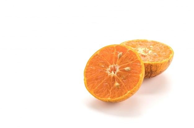 Orange fraîche