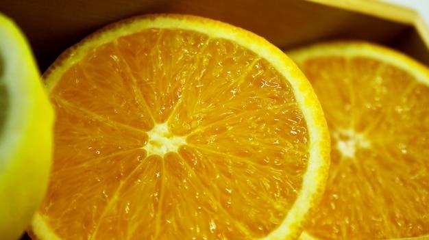 Orange frais photo 14