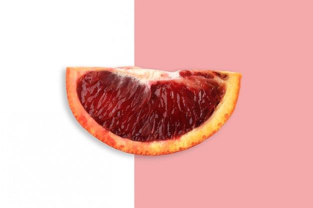 Orange rouge sicilien