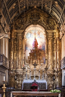 Orgue à l'église
