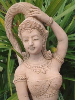 Oriental sculpture sculpture sur pierre