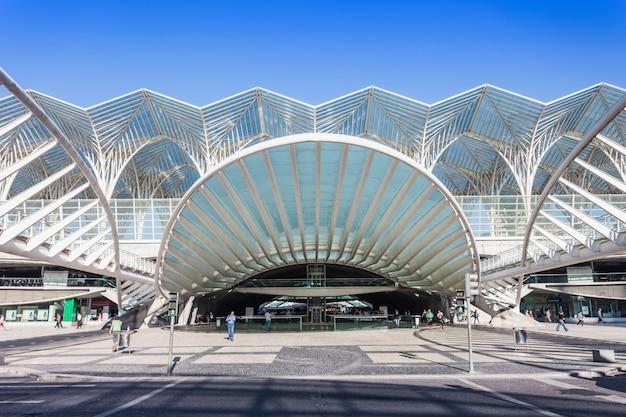 Oriente station, lisbonne