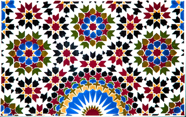 Ornement arabe