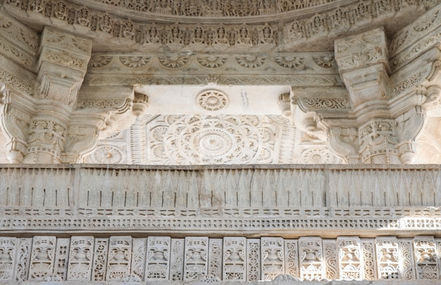 Ornement architectural ancien