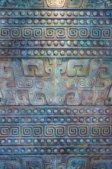 Ornements en bronze