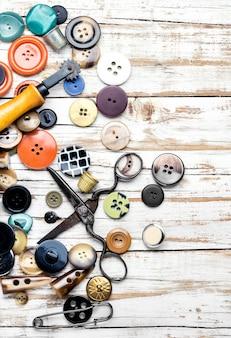 Outils et accessoires de couture