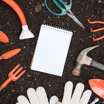 Outils et cahier