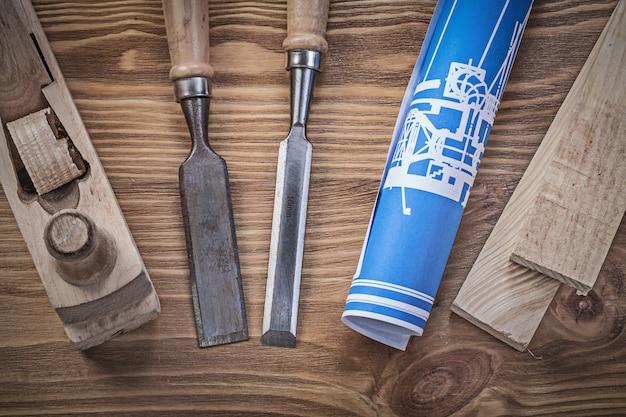 Outils et équipements de construction