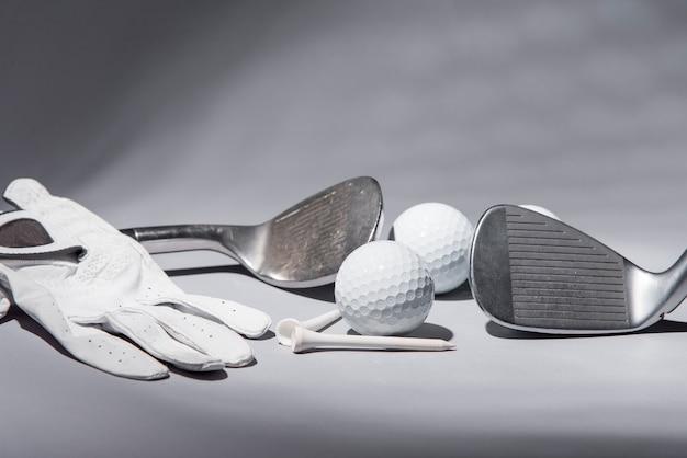 Outils de golf à angle élevé