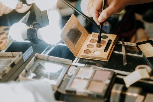 Outils de maquillage cosmétique femme