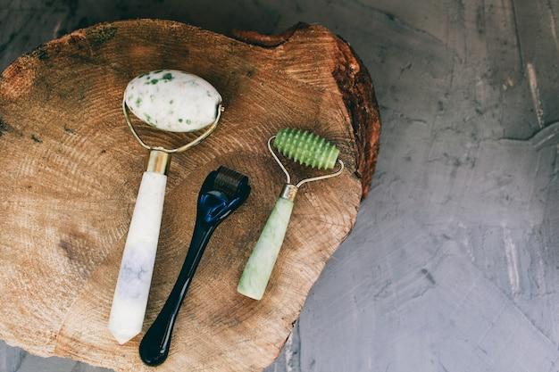 Outils pour le traitement de beauté