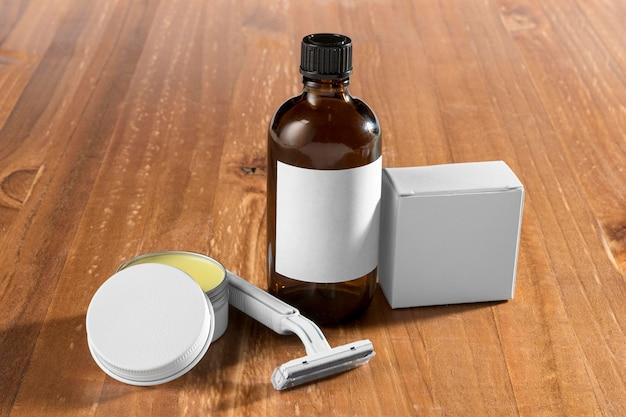 Outils de toilettage pour salon de coiffure