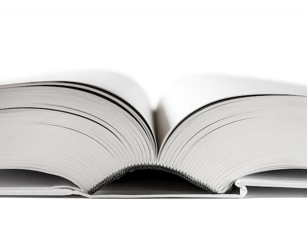 Ouvrir le dictionnaire vierge, livre