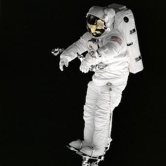 Oxygène de travail astronaute costume paquet spatial de la nasa