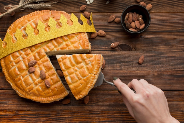 Pac-man epiphany dessert fait maison