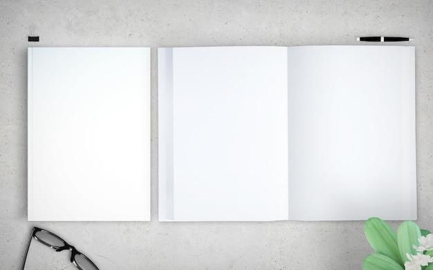 Pages du livre et couverture