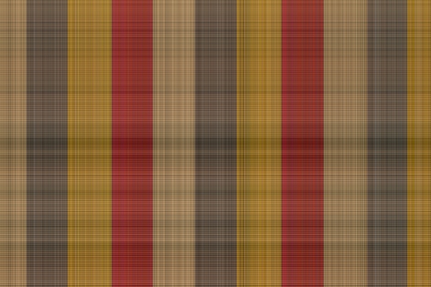 Pagne de tissu à carreaux sans couture avec rayures couleur texture de fond abstrait