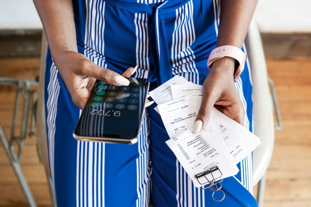 Paiement de factures en ligne via internet banking