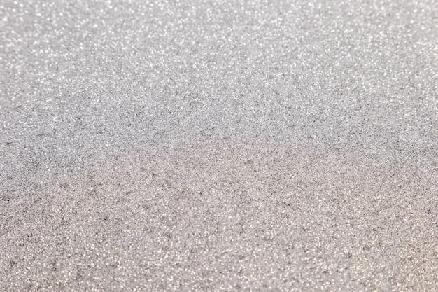 Paillettes scintillantes grises