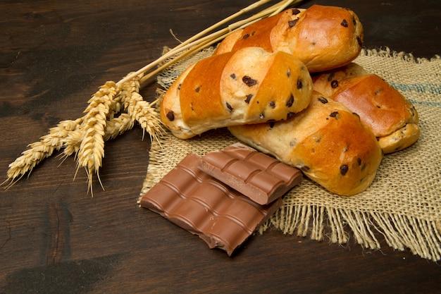 Pain au chocolat