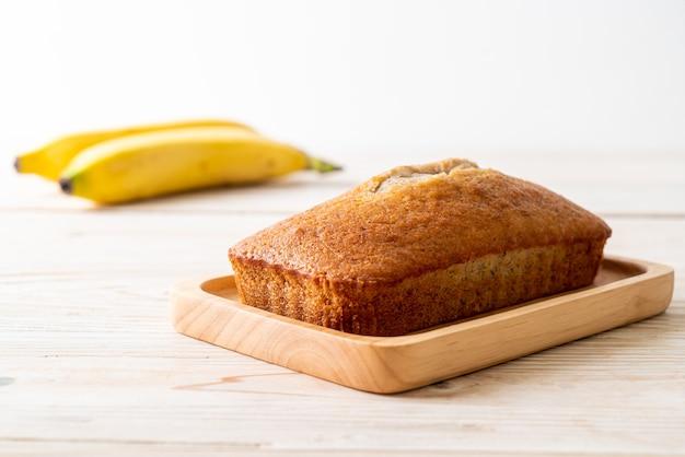 Pain aux bananes maison
