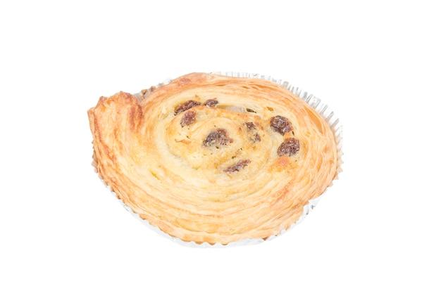 Pain de boulangerie avec un tracé de détourage