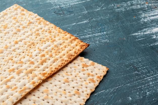 Pain matzo traditionnel juif
