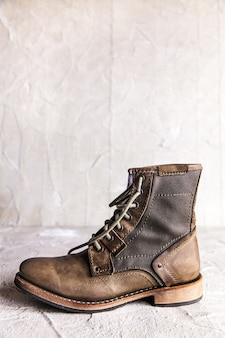 Paire de bottes neuves