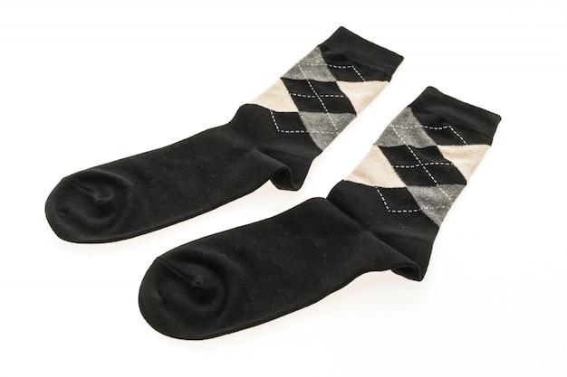 Paire de chaussette isolée