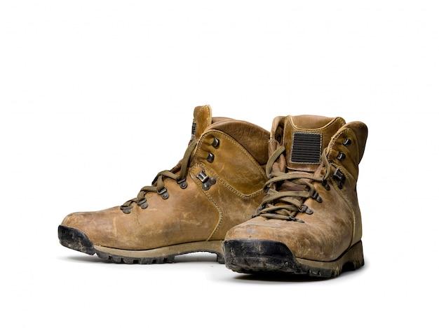 Paire de chaussures de randonnée