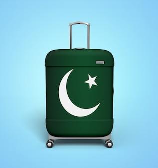 Pakistan suitcase - vacances