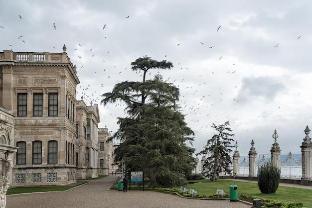 Palais de dolmabahce, istanbul, turquie