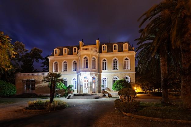 Palais du roi nikola