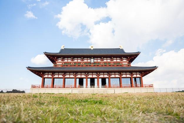 Palais heijo à nara, japon