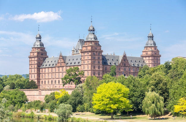Palais de johannisburg