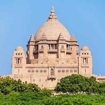 Palais d'umaid bhawan
