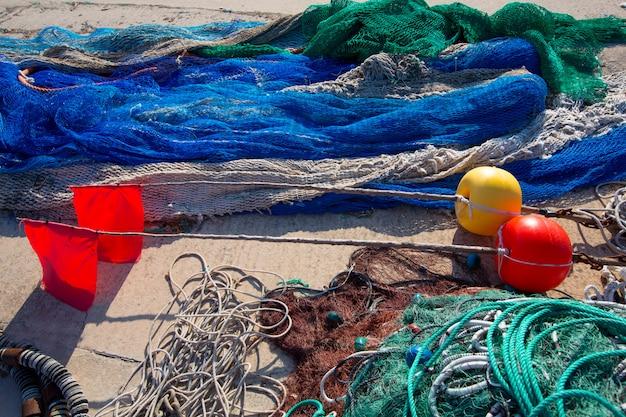 Palangre à filets de pêche pour les îles baléares de formentera