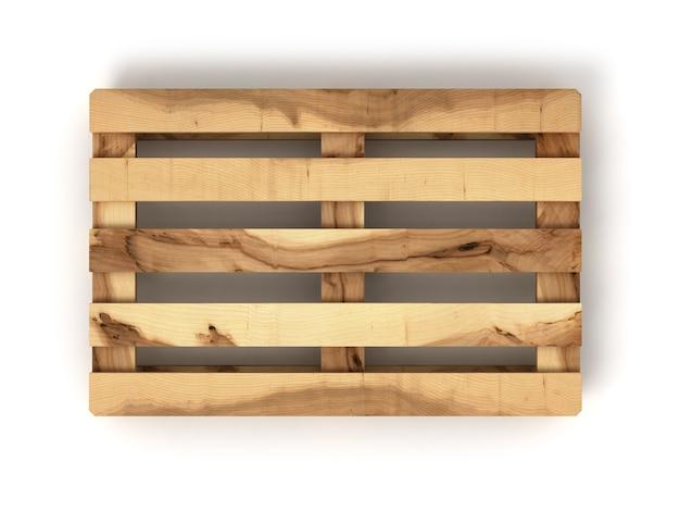 Palette euro en bois