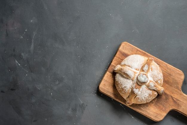 Pan de muerto, cuisine mexicaine typique