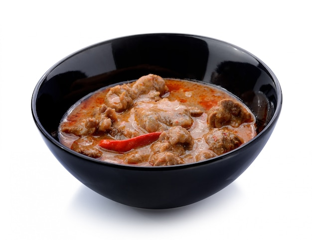 Panaeng curry est un type de curry thaï