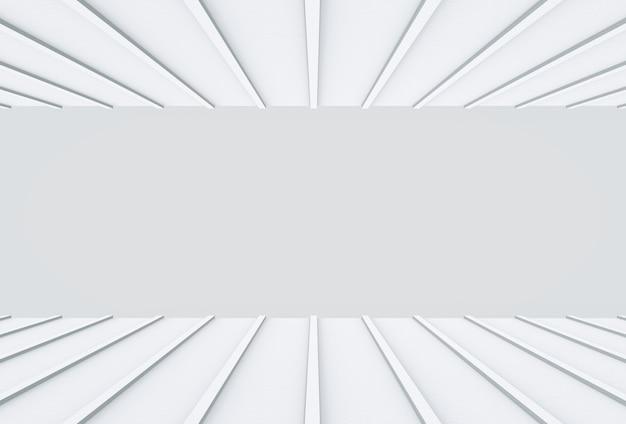 Panneau de barres grises mur sur backgorund espace de copie.