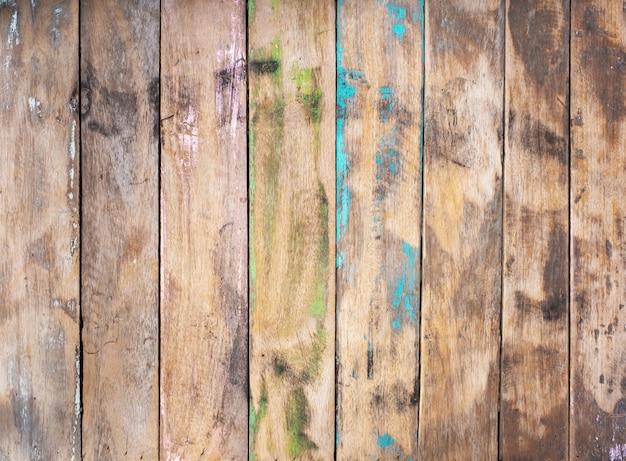 Panneau en bois avec de beaux motifs.