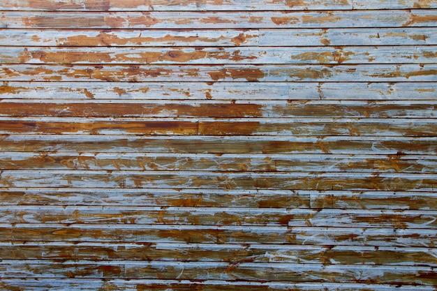 Un panneaux de bois grunge utilisé comme arrière-plan